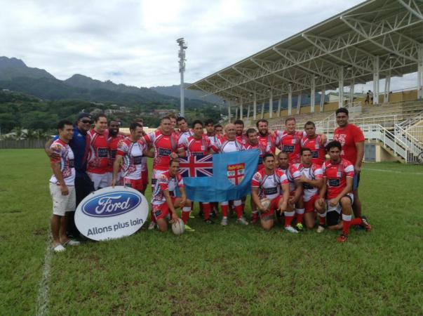 AMICAL XV | vs AS Arue Rugby